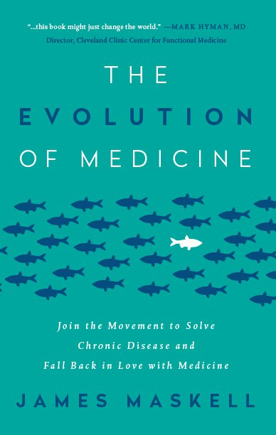 The Evolution of Medicine Book Cover