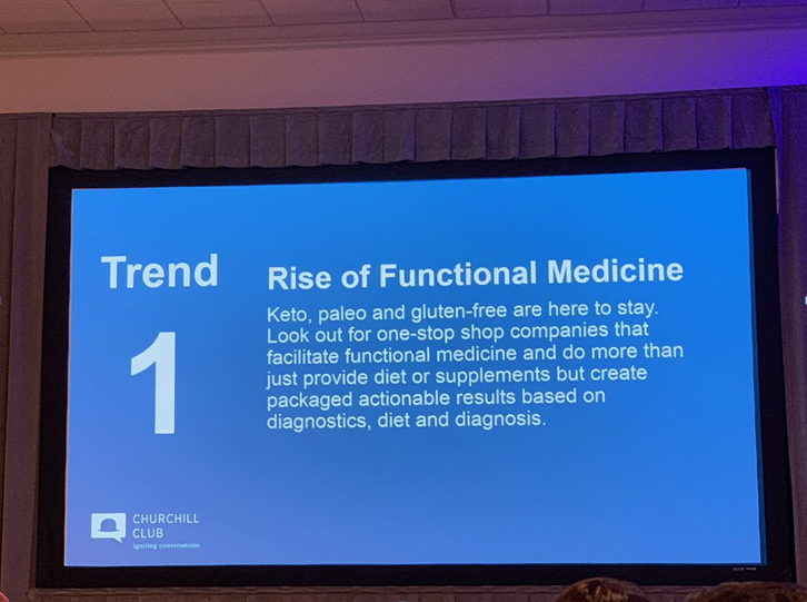 Are investors ready for functional medicine?