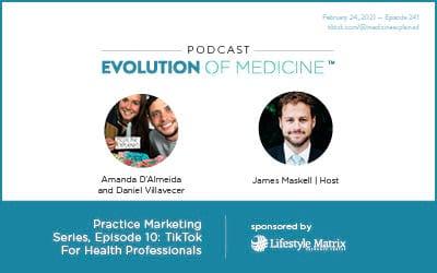 Practice Marketing Series, Episode 10: TikTok For Health Professionals