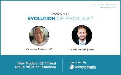 New Models #2: Virtual Group Visits on Insurance
