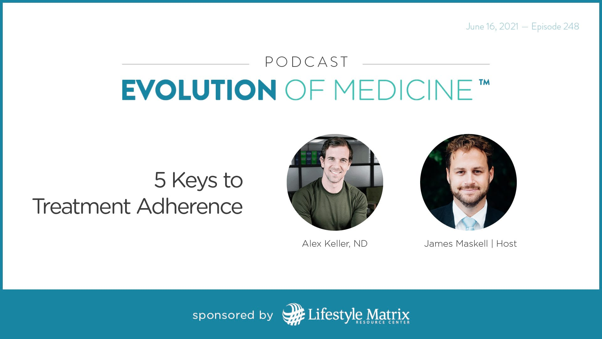 5 Keys to Treatment Adherence