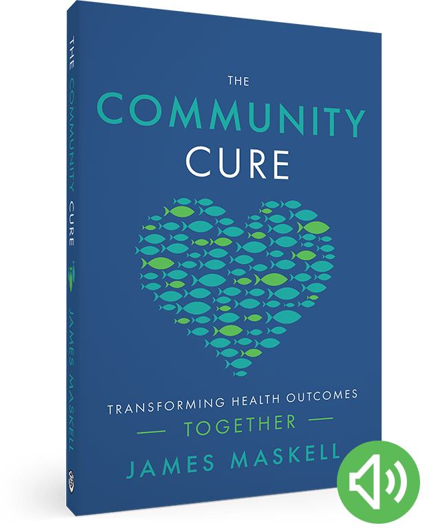The Community Cure book image