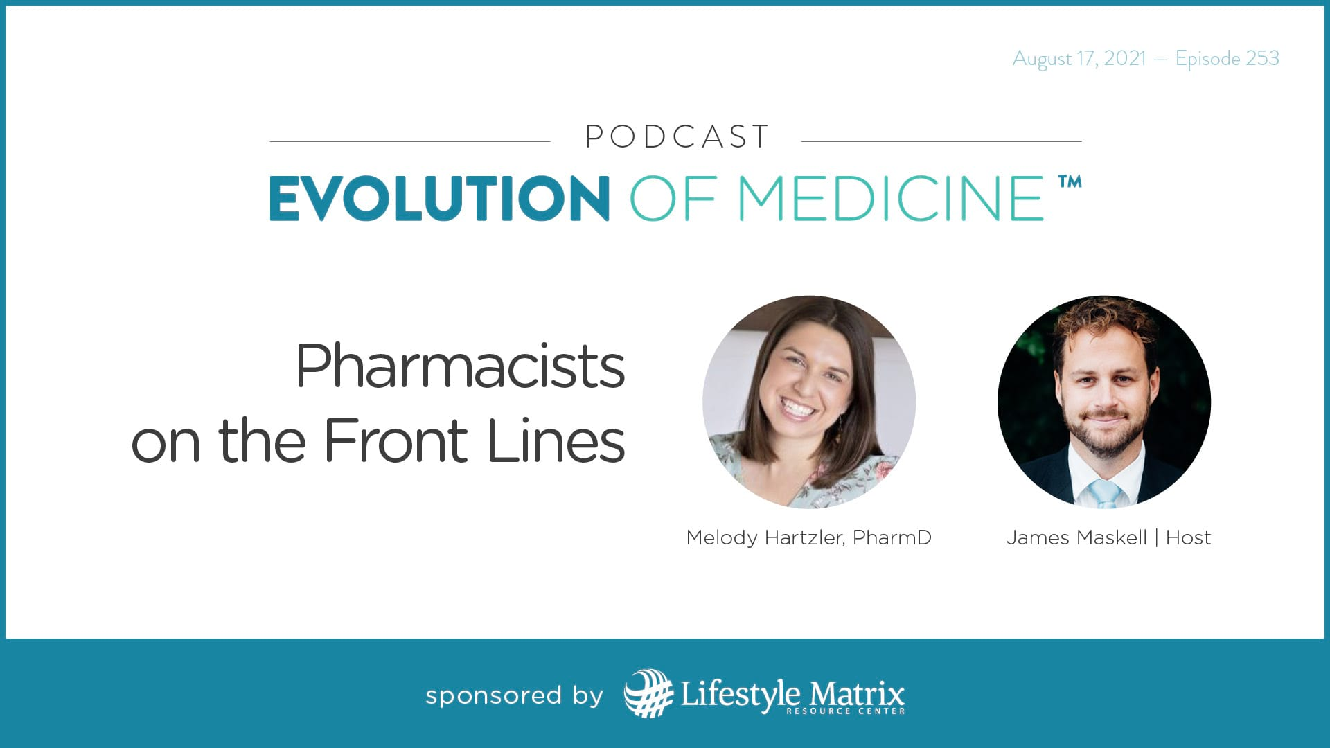 Pharmacists on the Front Lines ep253
