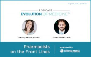 Pharmacists on the Front Lines
