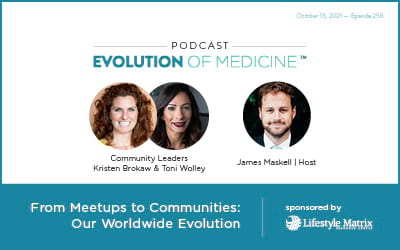 From Meetups to Communities: Our Worldwide Evolution